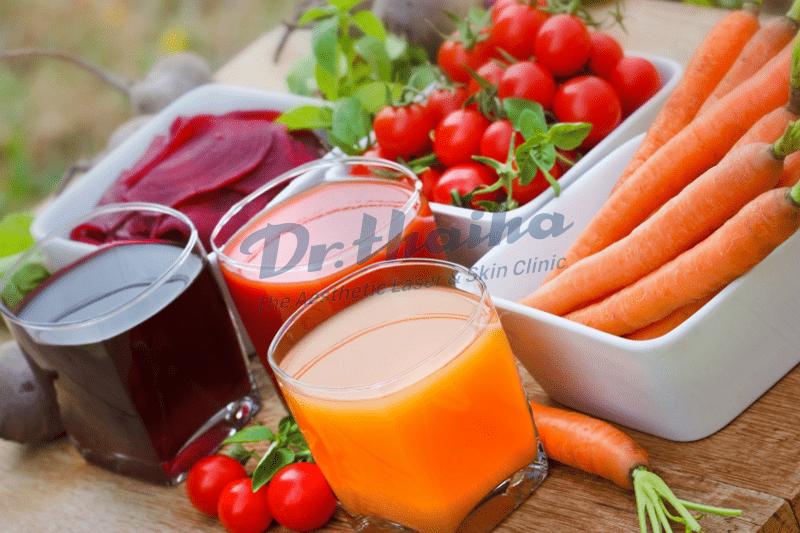 Danh sách thực phẩm giúp bạn vừa giữ dáng, vừa đẹp da ngày tết