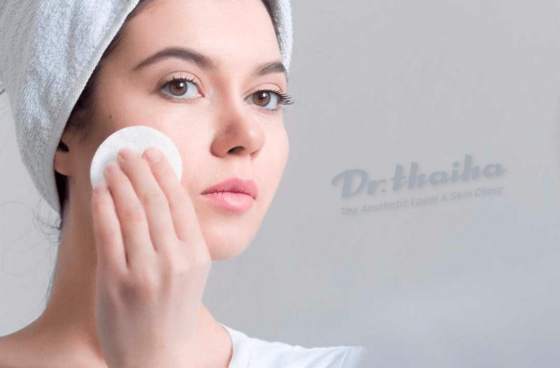Mồ hôi dầu trên da và cách kiểm soát dầu nhờn hiệu quả | Phòng khám Da liễu – Phẫu thuật thẩm mỹ – Bác sỹ Thái Hà