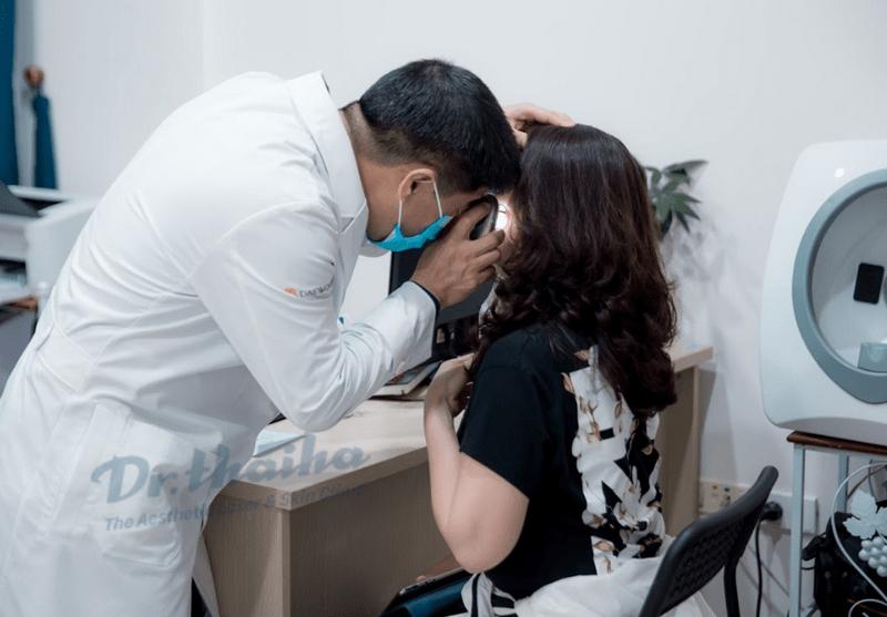 Quy trình chăm sóc da mụn chuẩn y khoa, giá sinh viên