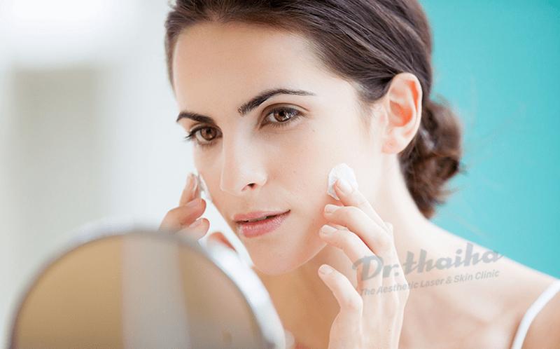 5 lý do bạn không thể bỏ qua dịch vụ trị nám da cho bà bầu tại Dr.thaiha