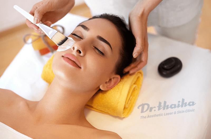 Hỏi đáp: Có nên peel da tại Spa hay không?