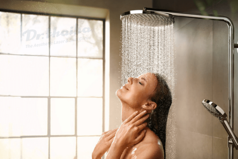 Những thói quen khi tắm cần tránh để không làm hại cho da và tóc