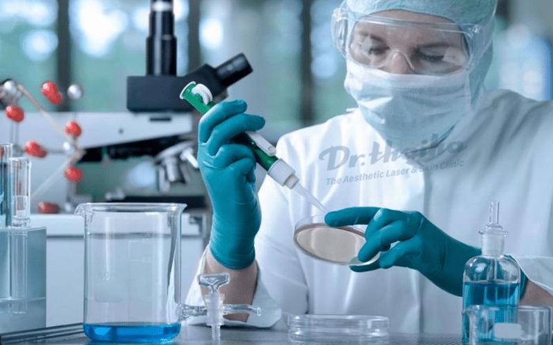 Thực hư việc làm đẹp bằng tế bào gốc