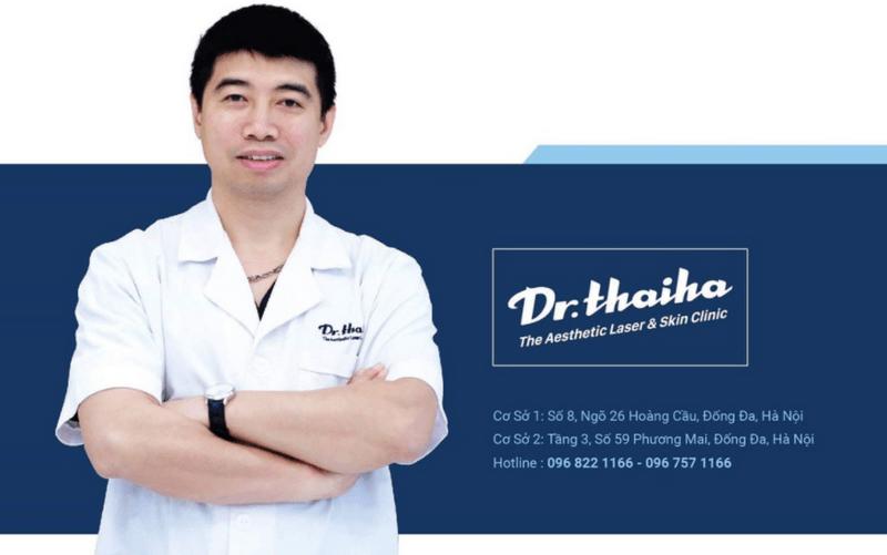 Bác sĩ trị nám uy tín tại nội thành Hà Nội